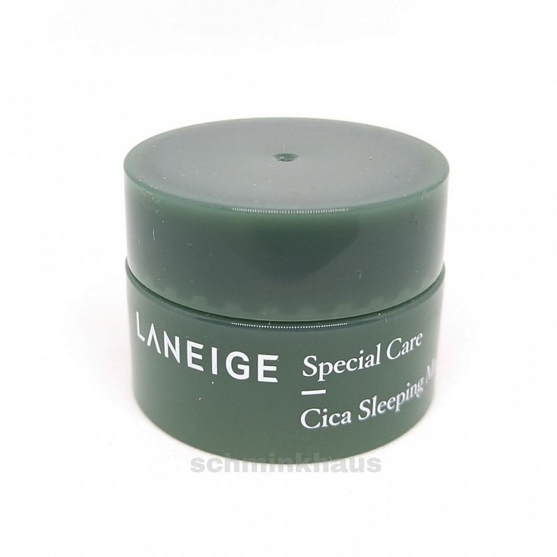 [OR] LANEIGE Special Care Cica Sleeping Mask 10ml