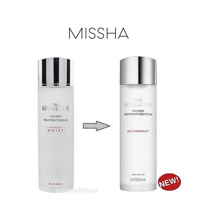 Missha Time Revolution The First Treatment Essence Rx 150ml (New)