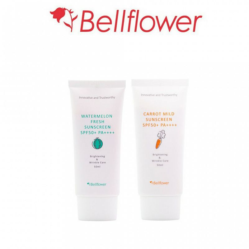 BELLFLOWER Sunscreen SPF50+/PA++++ 50ml