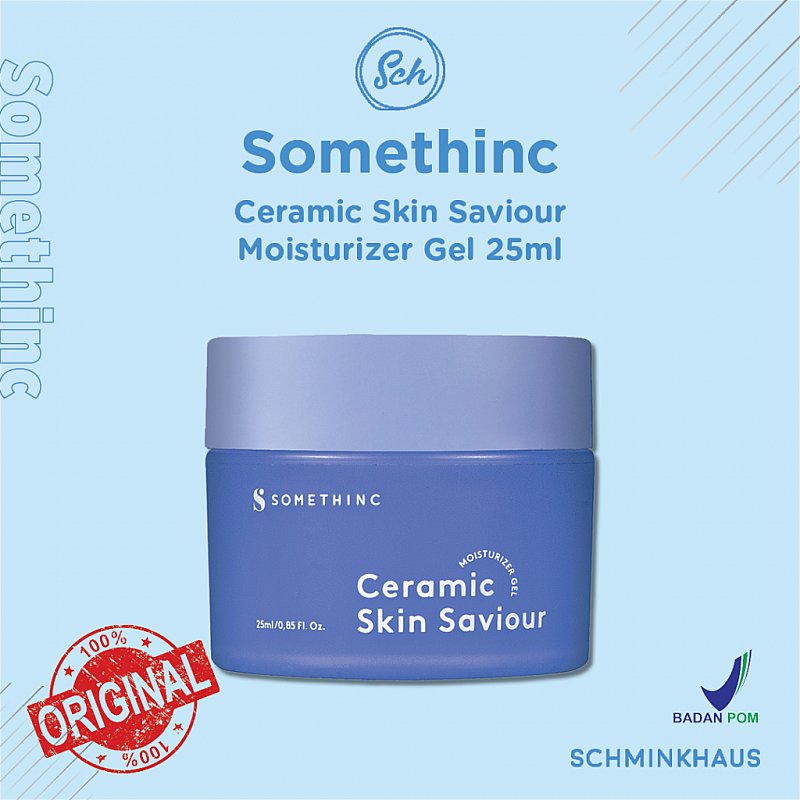 [BPOM] SOMETHINC Ceramic Skin Saviour Moisturizer Gel