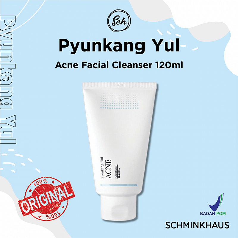 [BPOM] PYUNKANG YUL Acne Facial Cleanser 120ml
