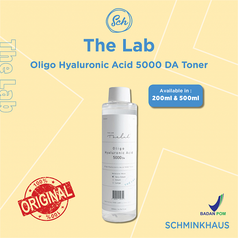 [BPOM] THE LAB Oligo Hyaluronic Acid 5000 DA 500ml