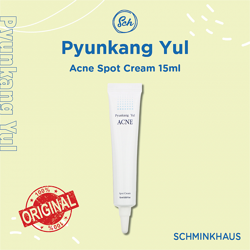 [BPOM] PYUNKANG YUL Acne Spot Cream 15ml