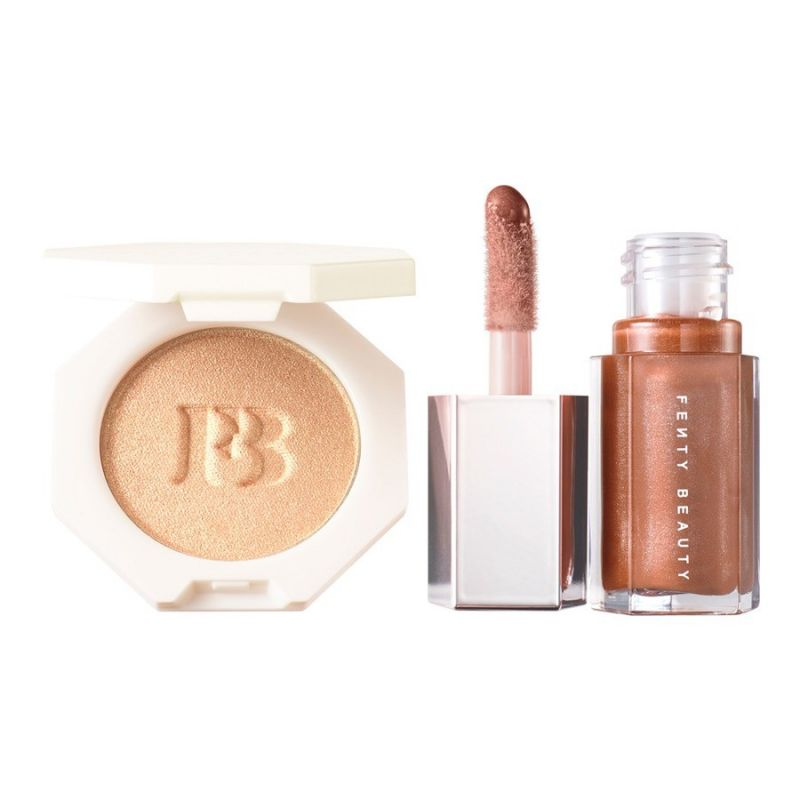 FENTY BEAUTY Bomb Baby Mini Lip And Face Set